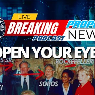 NTEB PROPHECY NEWS PODCAST: We Are Now Watching COVID-1984 Theater And Everything That Is Happening Is Fake, Phony And Very Evil