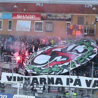 Allsvensk match på onsdagen ÖSK-AIK 1-1
