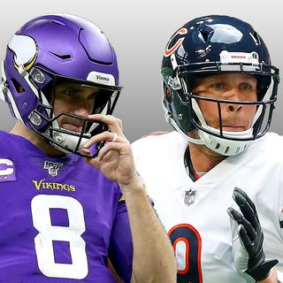 Purple People Eaters: Vikings vs. Bears Preview! Vikings Kicker Woes Continue!