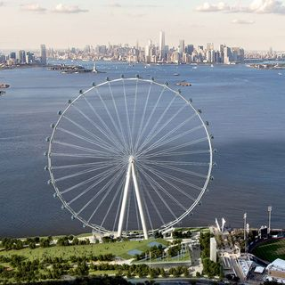 The New York Wheel y nuevos outlets de Staten Island
