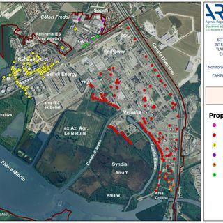 Burocrazia: 18 milioni Statali, per le bonifiche, fermi in Regione