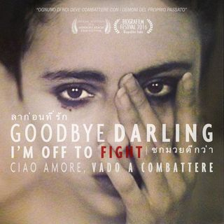 Simone Manetti presenta Goodbye Darling, I'm off to fight