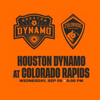 Houston Dynamo @ Colorado Rapids | 09.09.2020