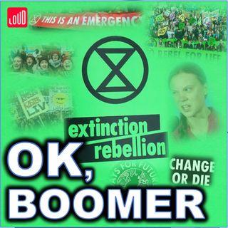 OK, Boomer #2 Er det okay at bryde loven i klimaets navn?