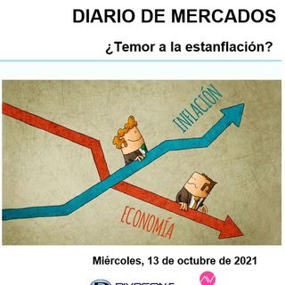 DIARIO DE MERCADOS Miércoles 13 Oct