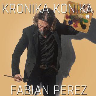 Z Buenos Aires do Kalifornii. Fabian Perez