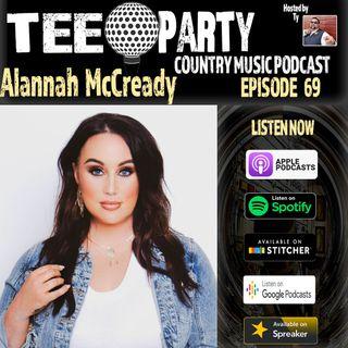 Episode 69 - Alannah McCready