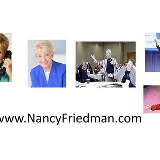 Franchise Interviews Meets The Telephone Doctor Nancy Friedman-NancyFriedman.com