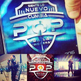 TODO COMENZO BAILANDO CUMBIA POP
