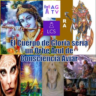 #133 El Cuerpo de Gloria sería un Orbe Azul de Consciencia Aviar