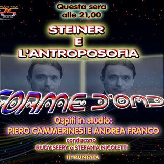 Forme D' Onda - Steiner e l'Antroposofia P. Cammerinesi e A. Franco - 03/12/14