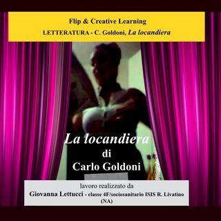 Letteratura -  Il teatro: C. Goldoni, La locandiera