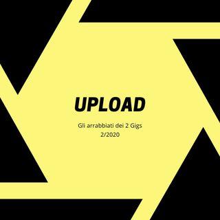 Upload: gli arrabbiati dei 2 Gigs. Il domicilio digitale del cittadino 02/2020