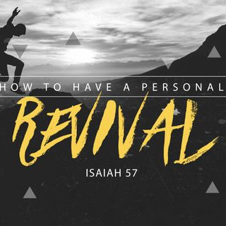 'How To Have A Personal Revival'