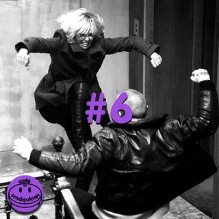 #6. Atomic Blonde: Bisexualidad en un pendrive