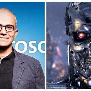 Robot e Intelligenza Artificiale ci cancelleranno dalla faccia della terra? Che ne pensi? [AutoRadio]
