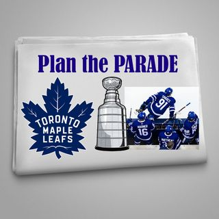 Maple Leafs stumble, Kassian makes head-scratching play | Plan the Parade Podcast, Episode 1