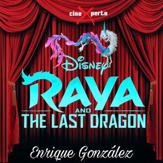 """CineXperto """"Disney Raya y el ultimo Dragon"""" Entrevista al Director Carlos Lopez Estrada"""