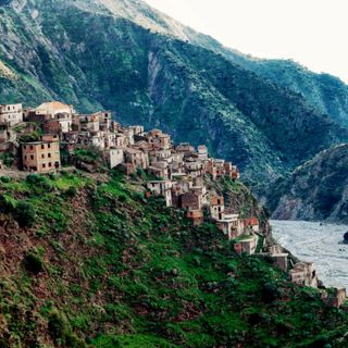 Roghudi - Calabria