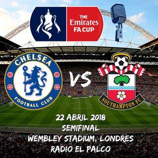 Chelsea vs Southampton en VIVO
