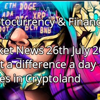 Cryptocurrency & Financial  Markets News 14th July 2021  Markets are like a Chess Game  I think a move is coming soon.