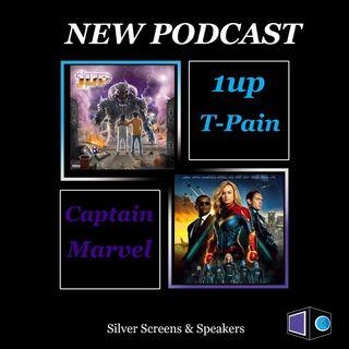 T-Pain 1up & Captain Marvel