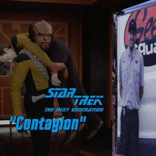 "Season 6, Episode 9 ""Contagion"" (TNG) with Pete the Retailer"