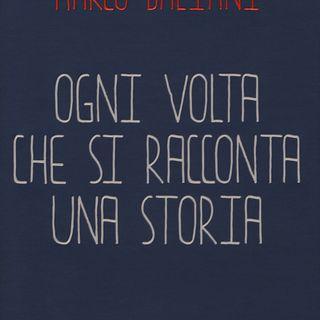 """Marco Baliani """"Ogni volta che si racconta una storia"""""""
