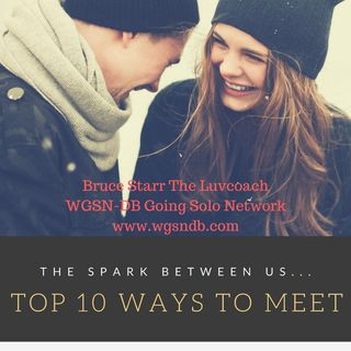 Top 10 Ways To Meet - Bruce Starr, The Luvcoach