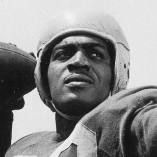 TGT Presents On This Day: March 21, 1946, Kenny Washington signs W/LA Rams, the first African American in 13 years to play in the NFL