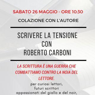Prossimamente: Roberto Carboni