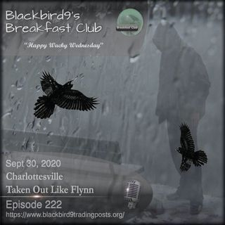 Charlottesville Taken Out Like Flynn - Blackbird9 Podcast