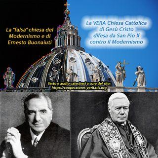 """""""Bisogna riformare Roma con Roma"""": quel Modernismo che governa oggi la Chiesa"""