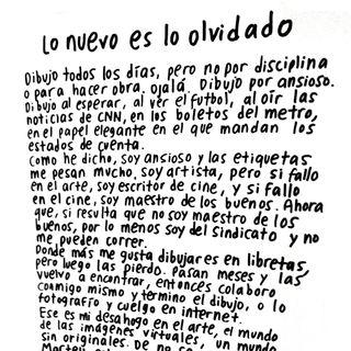 Luis Ricardo en Galería Liliput