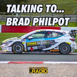 Talking to...BTCC's Brad Philpot