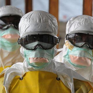Ebola, calano i contagi