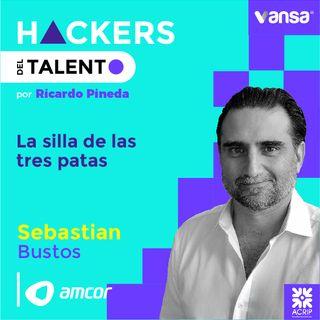 063. La silla de las 3 patas- Sebastian Bustos (Amcor)  -  Lado A
