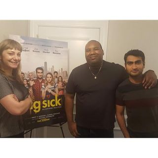 Interview: Kumail Nanjiani & Emily V. Gordon Get Personal With The Big Sick