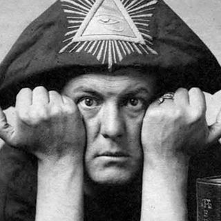 Episode 63 Aleister Crowley The Wickedest Man In The World