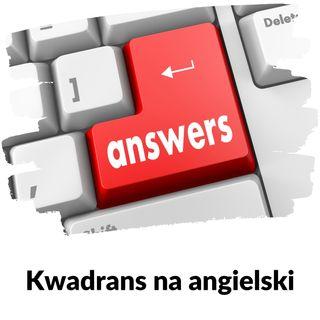 KNA: Lekcja 70 (odpowiedzi na pytania)