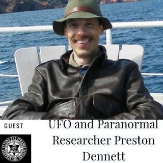UFO & Paranormal Researcher Preston Dennett 5.24.30