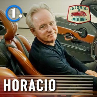1 - La storia di Horacio Pagani, l'uomo che crea le hypercar