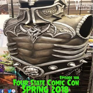 Four State Comic Con: Spring 2018