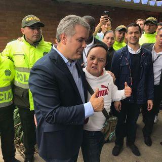 """""""Quiero gobernar a Colombia sin espejo retrovisor"""": Iván Duque"""
