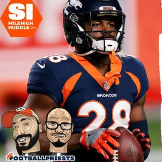 HU #725: Insider Connects RB Royce Freeman to NFC Contender | w/ JT & Ed