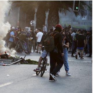 Tres muertos dejan las protestas en Chile