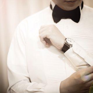 Gli accessori per lo sposo