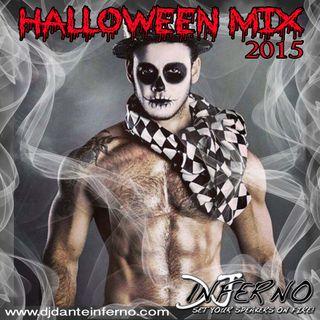 DJ Inferno - Halloween Mix 2015