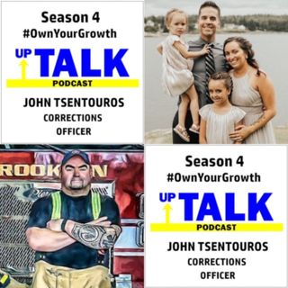 UpTalk Podacst S4E1: John Tsentouros
