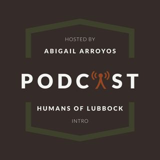 Humans of Lubbock intro